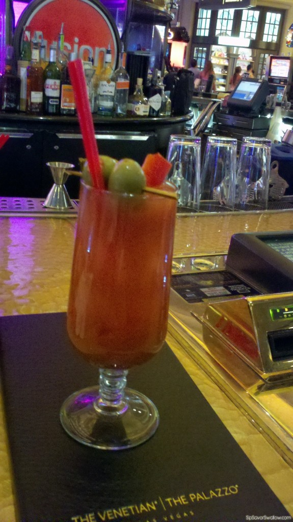 Fusion Bloody Mary