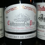 Aureole Chateauneuf du Pape