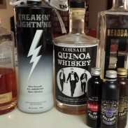 Five Bottles I'm Obsessed With! Unusual Gift Spirits