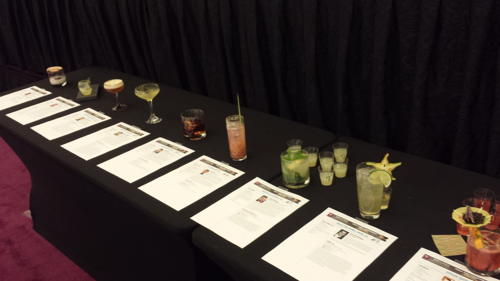Call for Cocktails entries