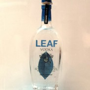 Review: Leaf Rocky Mountain Water Organic Vodka/Happy National Vodka Day!