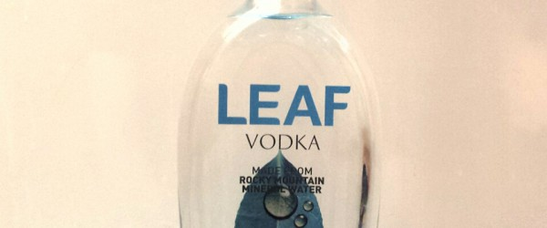 Leaf Vodka